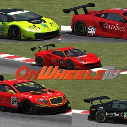 Review 85 - Simtek's GT3 World Series for rFactor 2
