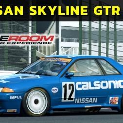 Raceroom - Nissan Skyline GTR R32 at Suzuka