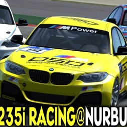 Assetto Corsa [ONLINE] : BMW 235i @ Nurburgring