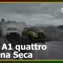 PCars - Audi A1 Quattro - Laguna Seca