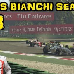 F1 2015 Jules Bianchi Season - Race 13 - Italy