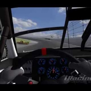 iRacing Daytona International Speedway Oval Pickup