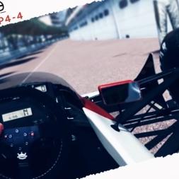 Assetto Corsa Ayrton Senna McLaren MP4/4 Real Onboard Cam AT Monaco