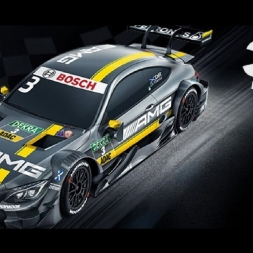 RaceRoom Racing Experience Mercedes AMG DTM 2016 Lausitzring 1:18:370