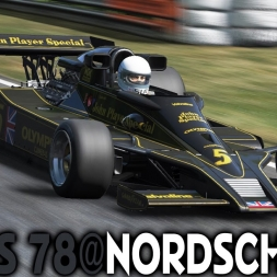 Project Cars : Lotus 78 @ Nordschleife