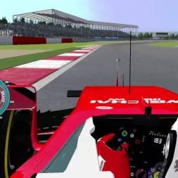 rFactor F1 2016 - Sebastian Vettel Onboard in Silverstone