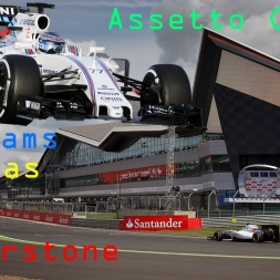 AssettoCorsa 1.6.3 F1 ACFL 2016 V3.2 WILLIAMS BOTTAS SILVERSTONE GP