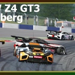 Assetto Corsa - BMW Z4 GT3 - Spielberg