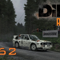 DiRT Rally Gameplay: Group B Championship (Wales Part 1) - Episode 62