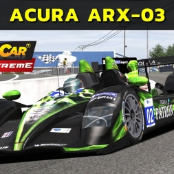 Stock Car Extreme - Acura ARX-03 at Mosport