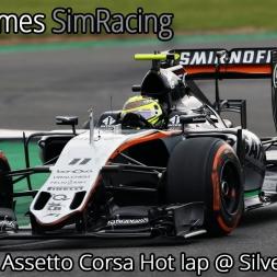 F1Simgames Assetto Corsa ACFL F1 2016  @ Silverstone
