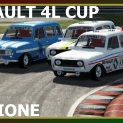 Assetto Corsa - Renault 4L - Magione