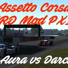 Assetto Corsa // URD Mod PX1 // Le Mans