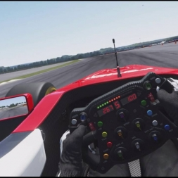 Project Cars * Oculus Rift * Ferrari F1 * Silverstone