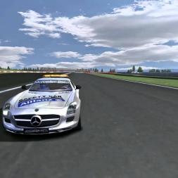F1RFT 2011 | Safety Car | Silverstone