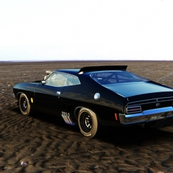 Ford Falcon XB GT Interceptor look a like in Assetto Corsa