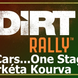 Dirt Rally   All Rally Cars   One Stage v2
