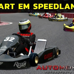 Automobilista Beta - Kart at Speedland