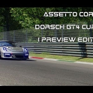 Assetto Corsa - Dorsch GT4 (Preview Edition)- Red Bull Ring
