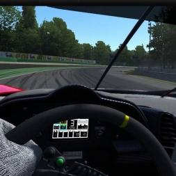 Assetto Corsa Public room race at Monza with Oculus Rift CV1