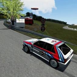 Assetto Corsa Lancia Delta HF Integrale Glasbachrennen Hillclimb