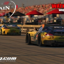 iRacing | Blancpain @ Watkins Glen Top Split | Highlights