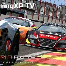Automobilista - MOD Audi R8 GT3 - Spa Francorchamps - Gameplay Reiza [G27] [PT BR]