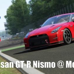 Nissan GT R Nismo @ Monza