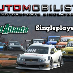 Automobilista | Singleplayer | Copa Montana Series @ Road Atlanta