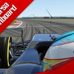Assetto Corsa F1 2016 Onboard McLaren Silverstone Gameplay