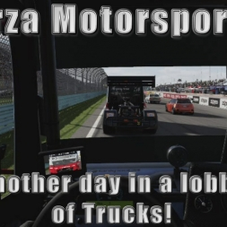 Forza Motorsport 6: Just another day in a lobby full of Trucks!