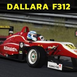 Assetto Corsa - Dallara F312 at Zandvoort