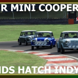 Assetto Corsa - Rover Mini Cooper - Brands Hatch Indy