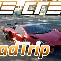 RoadTrip - Chicago to Las Vegas - Timelapse - The Crew Wild Run 1440p