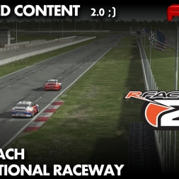 rFactor 2 | Flat 6 | Palm Beach International Raceway v2.0 |