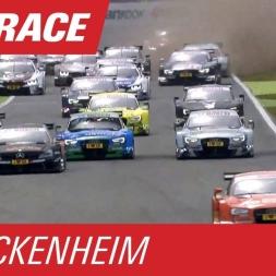 RaceRoom Racing Experience A.I. 120% challenge DTM 2015 Hockenheim