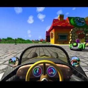 Automobilista - Miniville Mod