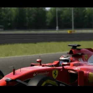 Assetto Corsa Red Pack Ferrari F15-T