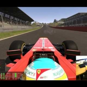 Assetto Corsa Ferrari F138 Red Bull Ring GP (Red Pack)