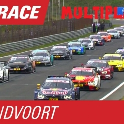 RaceRoom Racing Experience Multiplayer DTM 2015 Zandvoort