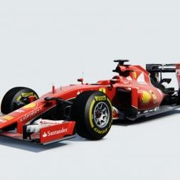 Assetto Corsa red pack Ferrari Formula 1 cars!