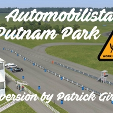Automobilista // Preview of Putnam Park by Pat Giranthon