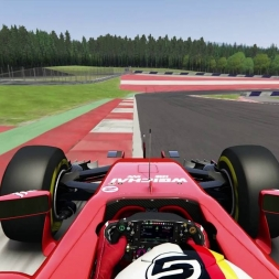 Assetto Corsa 1.7 Ferrari SF15T @ Red Bull Ring