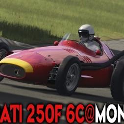 Assetto Corsa [Red Pack] : Maserati 250F 6C @ Monza'66