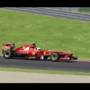 Assetto Corsa 1.7 Ferrari F138 @ Red Bull Ring