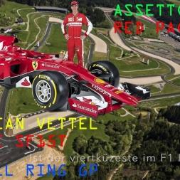 AssettoCorsa RED PACK v1 7 SEBASTIAN VETTEL FERRARI SF15T RED BULL RING GP