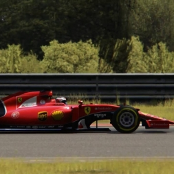 New !!! Assetto Corsa Ferrari SF15-T