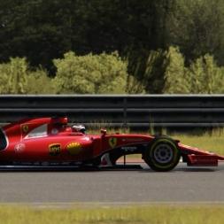 New !!! Assetto Corsa Ferrari SF15-T