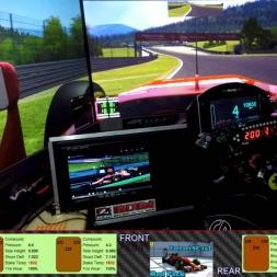 ASSETTO CORSA_Red Pack_Ferrari FS15-T_Red Bull Ring_Triple Screen