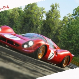 Assetto Corsa 1.7 Ferrari 330 P4 at Monza My RedPack